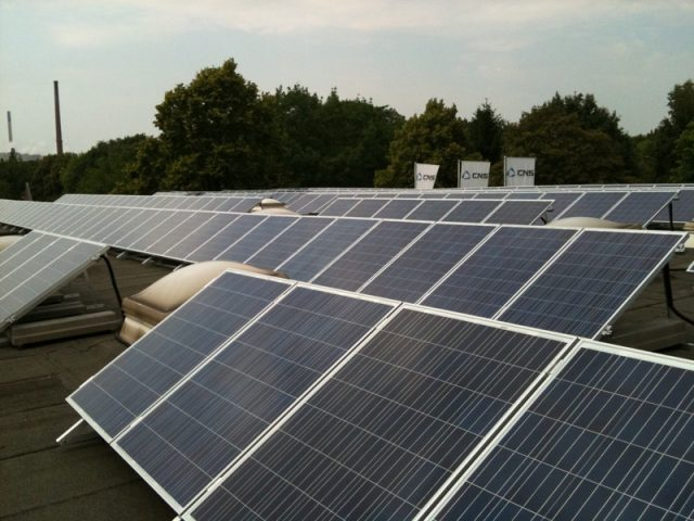 Lieblings Solar panels in buildings – Exiom Solution S.A. @MO_82