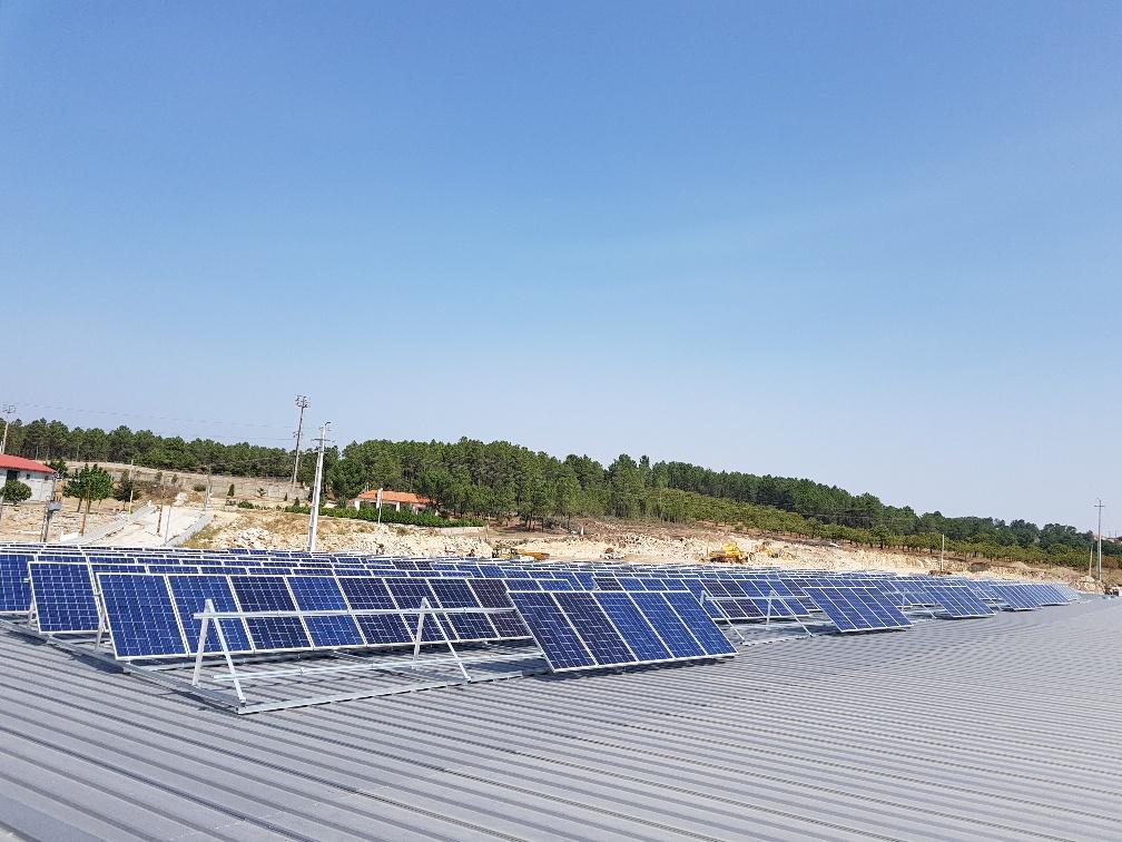 Geliebte Solar panels in buildings – Exiom Solution S.A. #FL_28