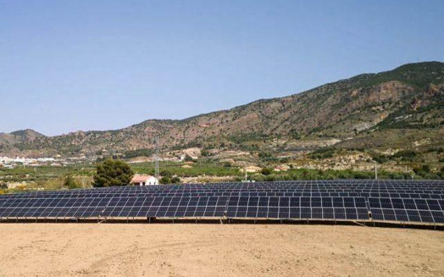 parque fotovoltaico en almería